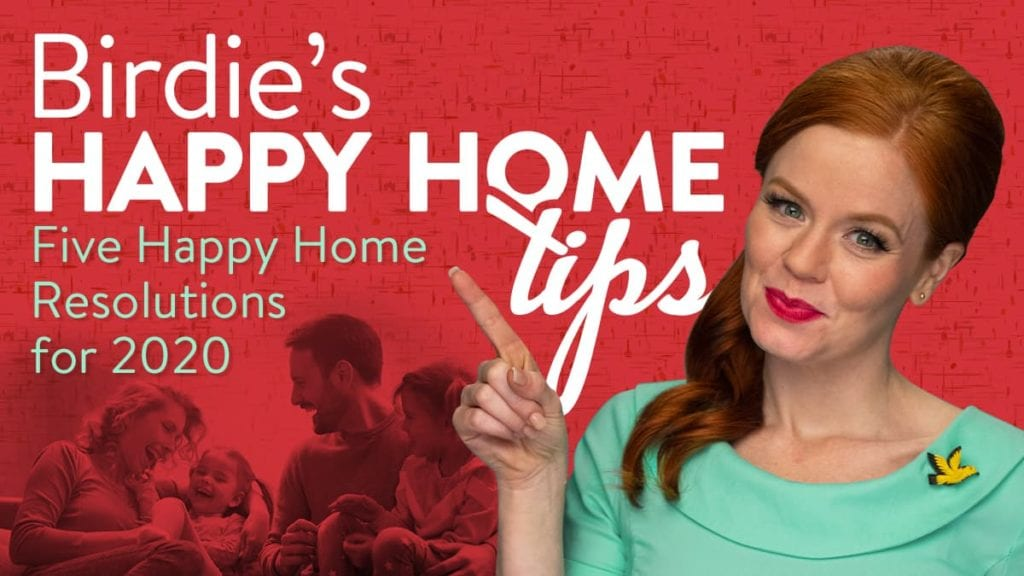 Birdie's Happy Home Tip Blog Featured Image