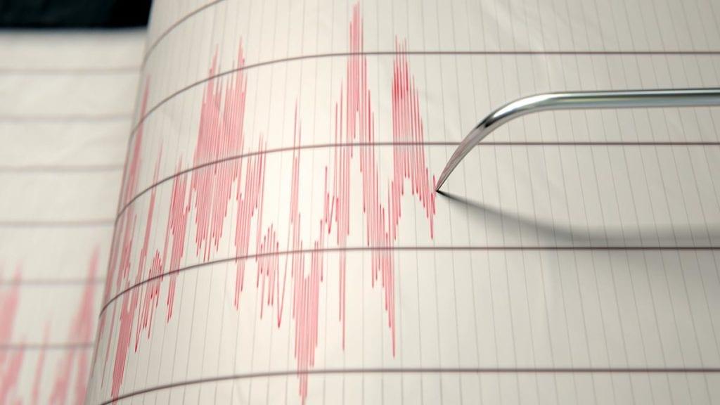 earthquake seismic activity