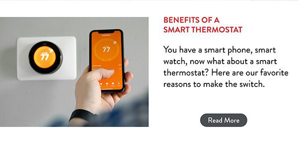 Benefits Of A Smart Thermostat
